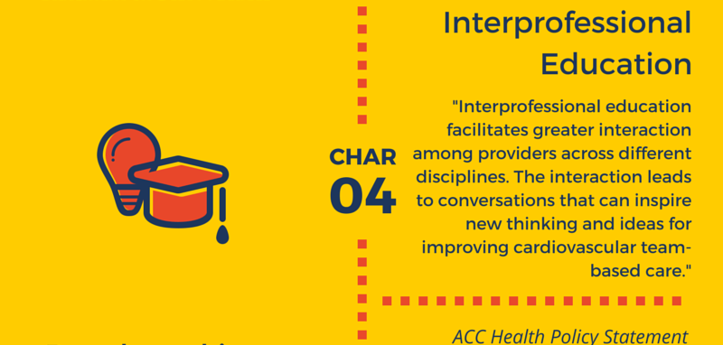 interprofessional cardiovascular education