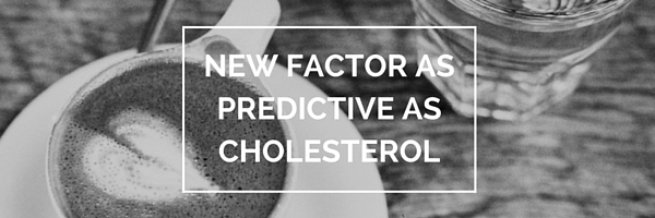 Stem Cell Factor as predictive as cholesterol