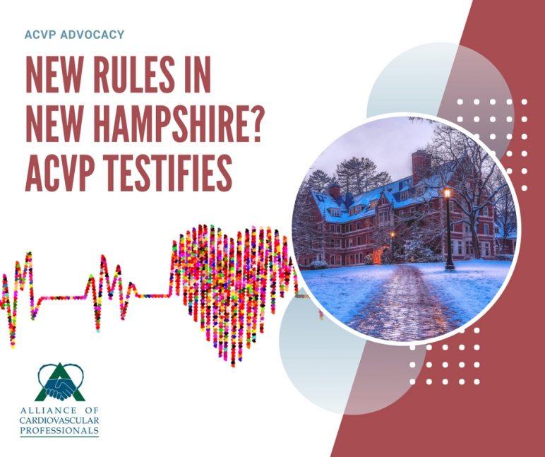 Acvp Testifies In New Hampshire Acvp Online
