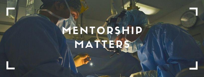 Mentorship Matters