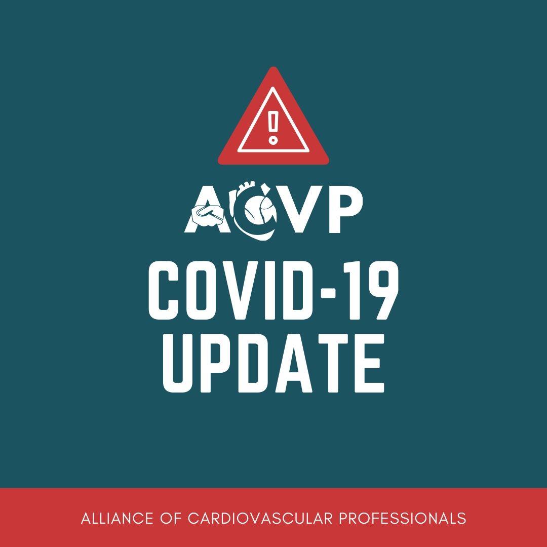 ACVP COVID-19 UPDATE